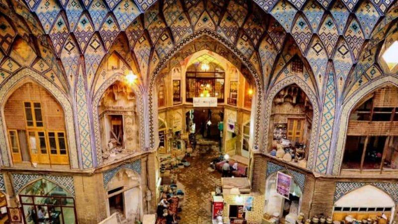 Bazzar of Kashan