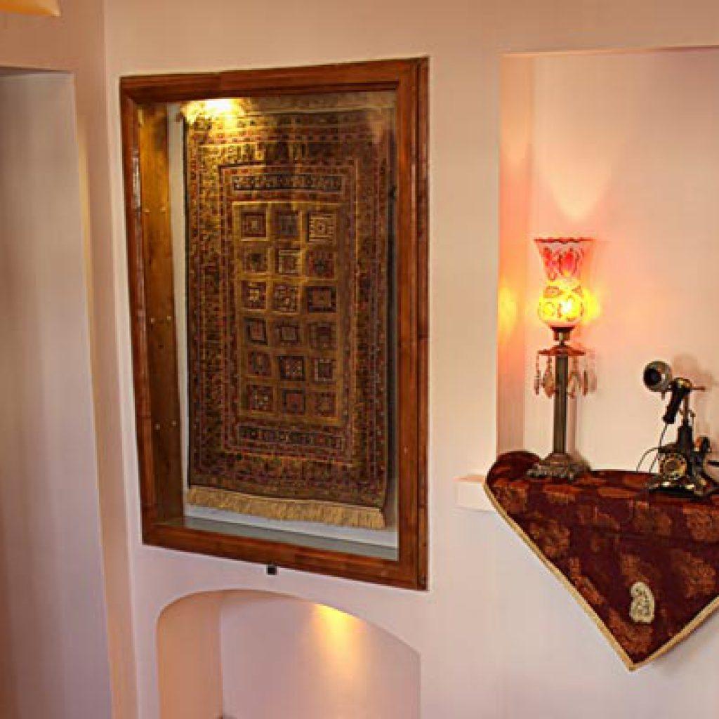 Historical facilities of Yazdan Panaha Restaurant