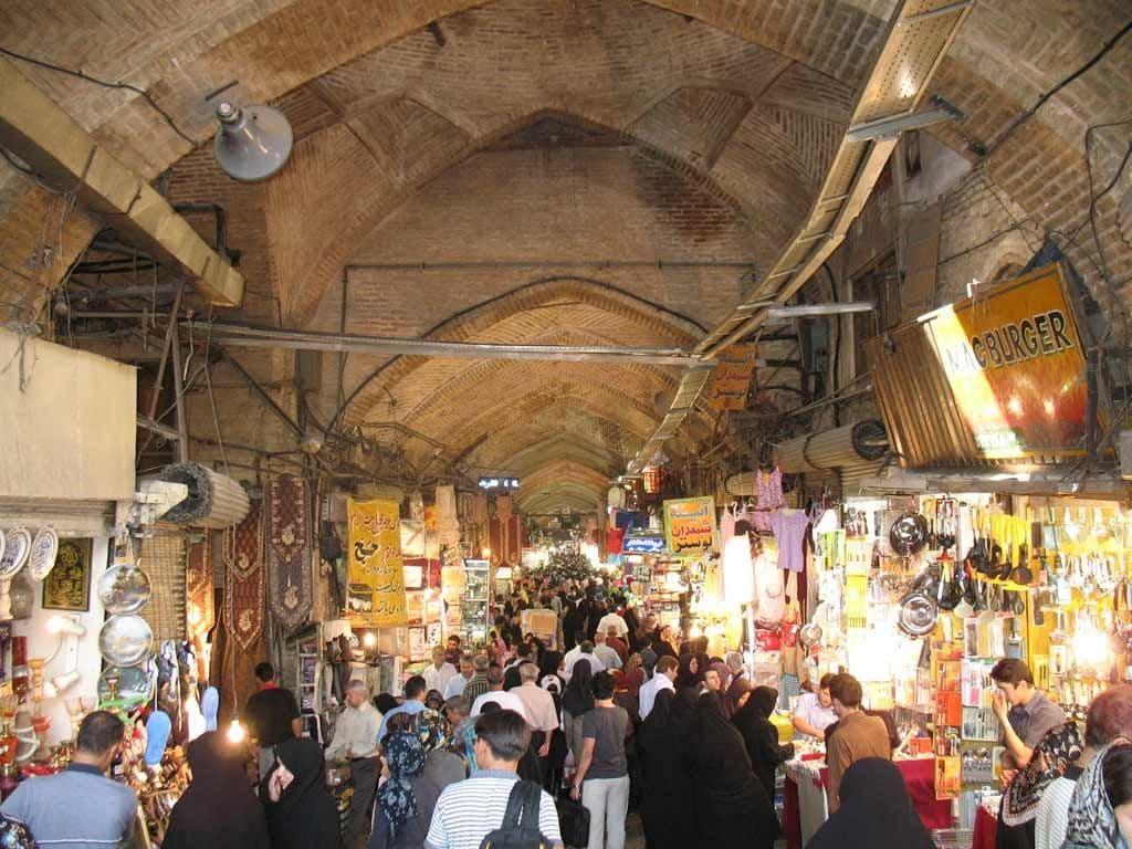 Semnan Bazaar