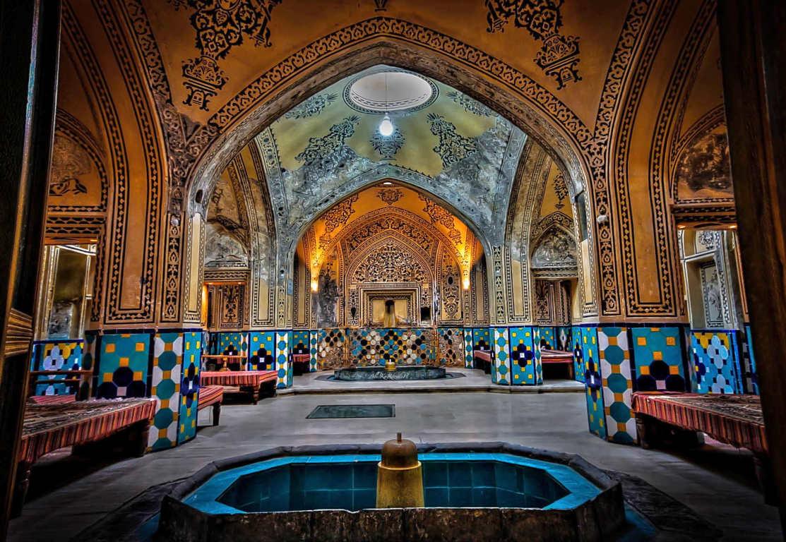 hammam-al sultan amir ahmad in kashan