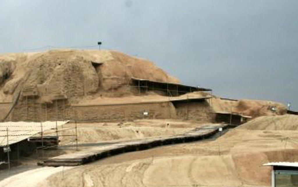 sialk mound 5,000 years