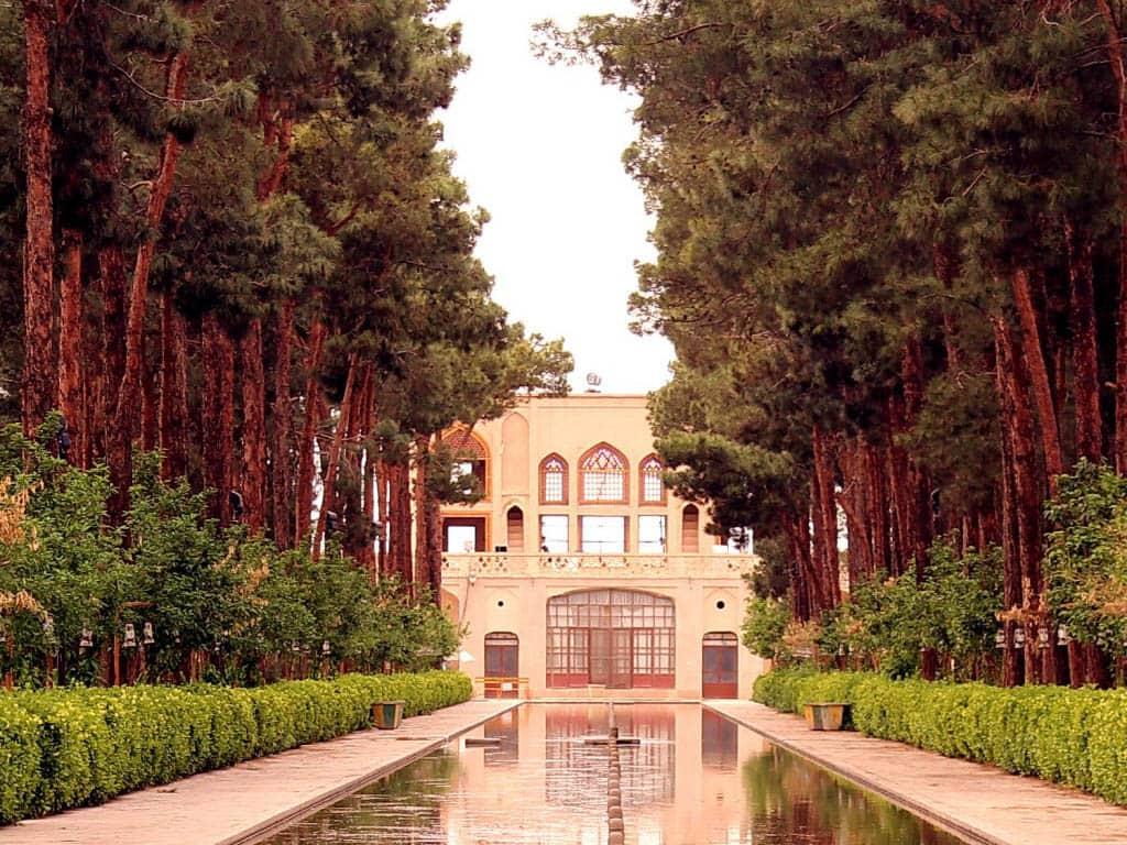 Dowlat Abad Garden Yazd Province