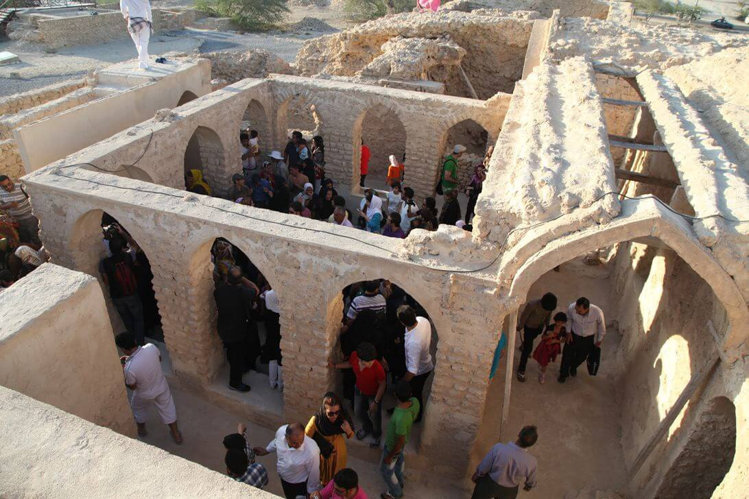 Historical architecture of Harireh