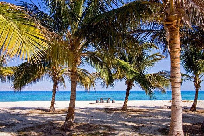Maryam Beach Kish