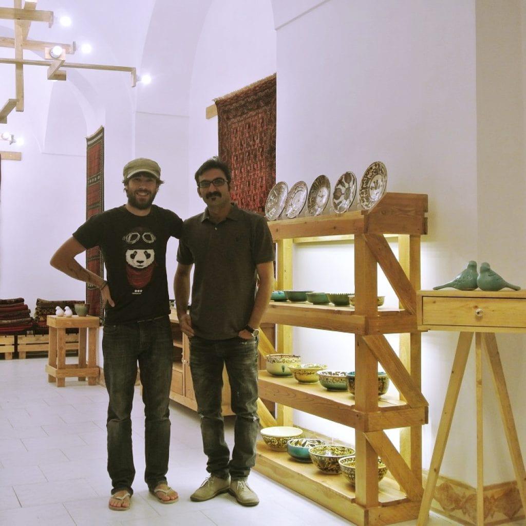 Oasis Gallery Yazd