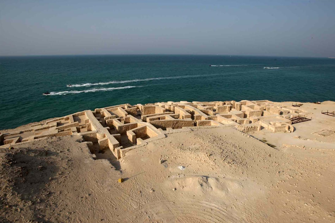 The Ancient Town of Harireh