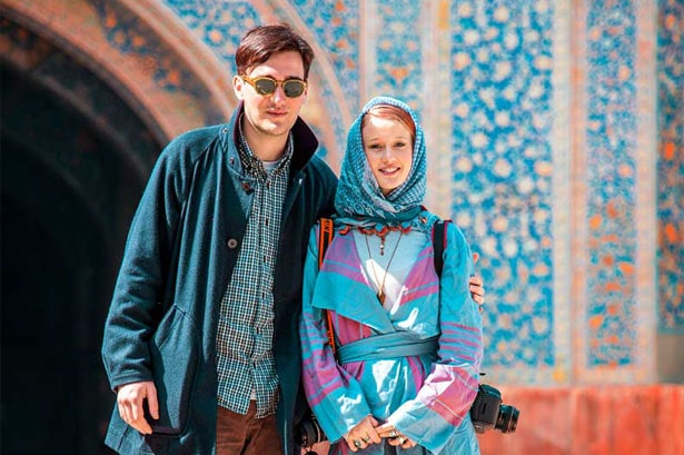 iranian dress code law