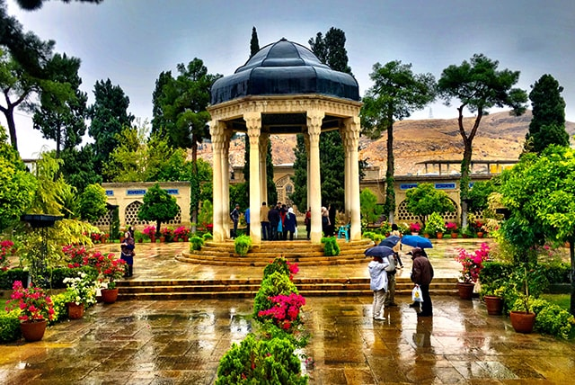 travel to shiraz iran