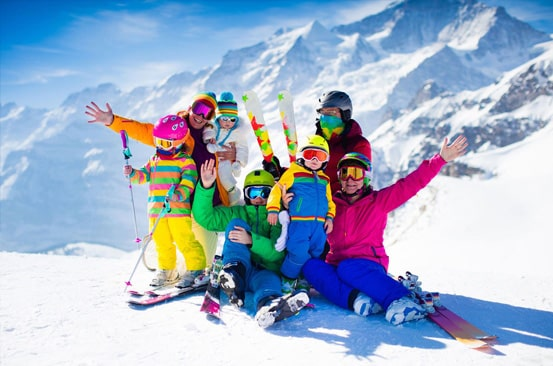 A ski tour in the best piste of Iran