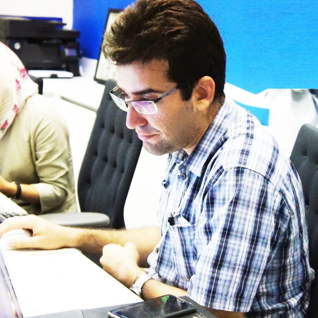 Amir Darvish Web Developer