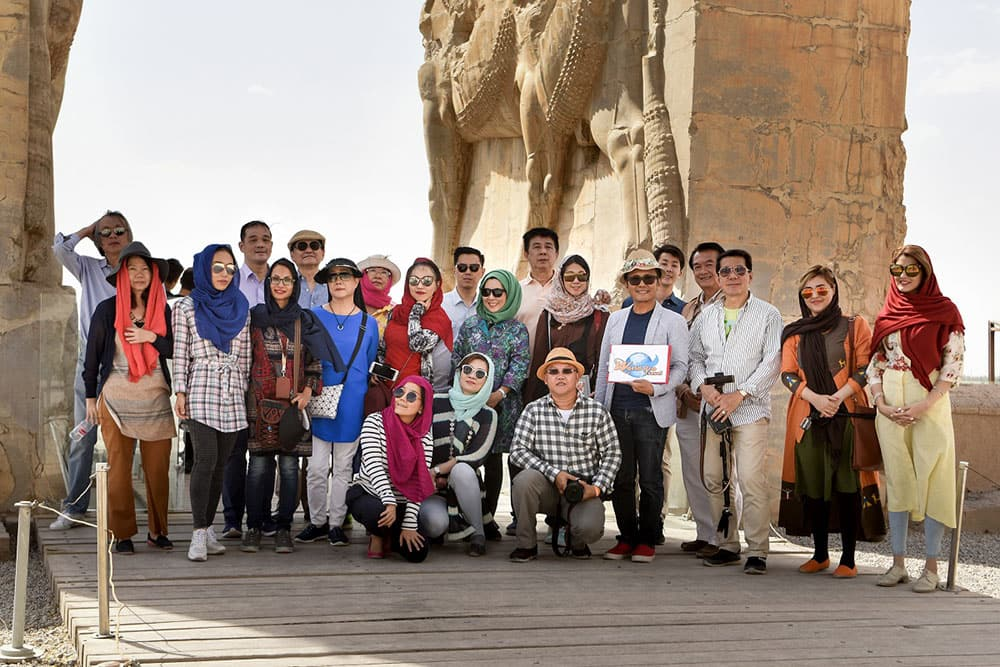 Best small group tours of Iran