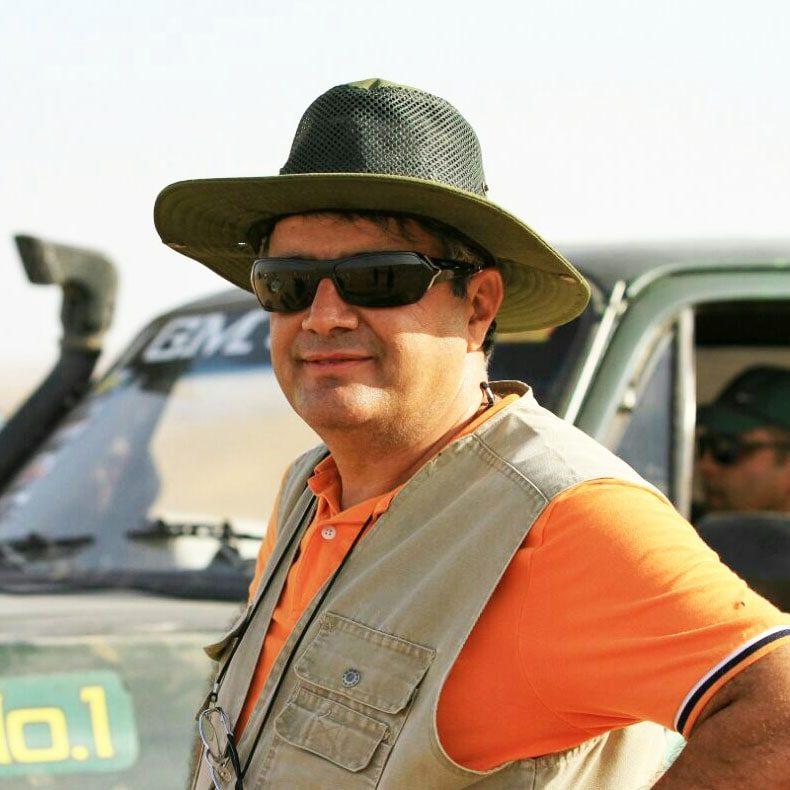 Hamid Nouri Adventure Tour Coordinator