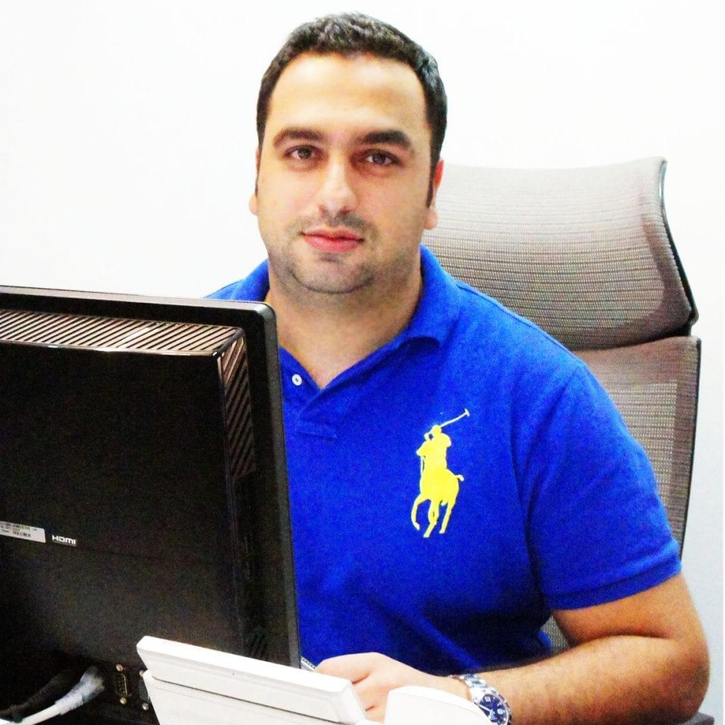 Hamidreza Esteghlalian Executive Manager