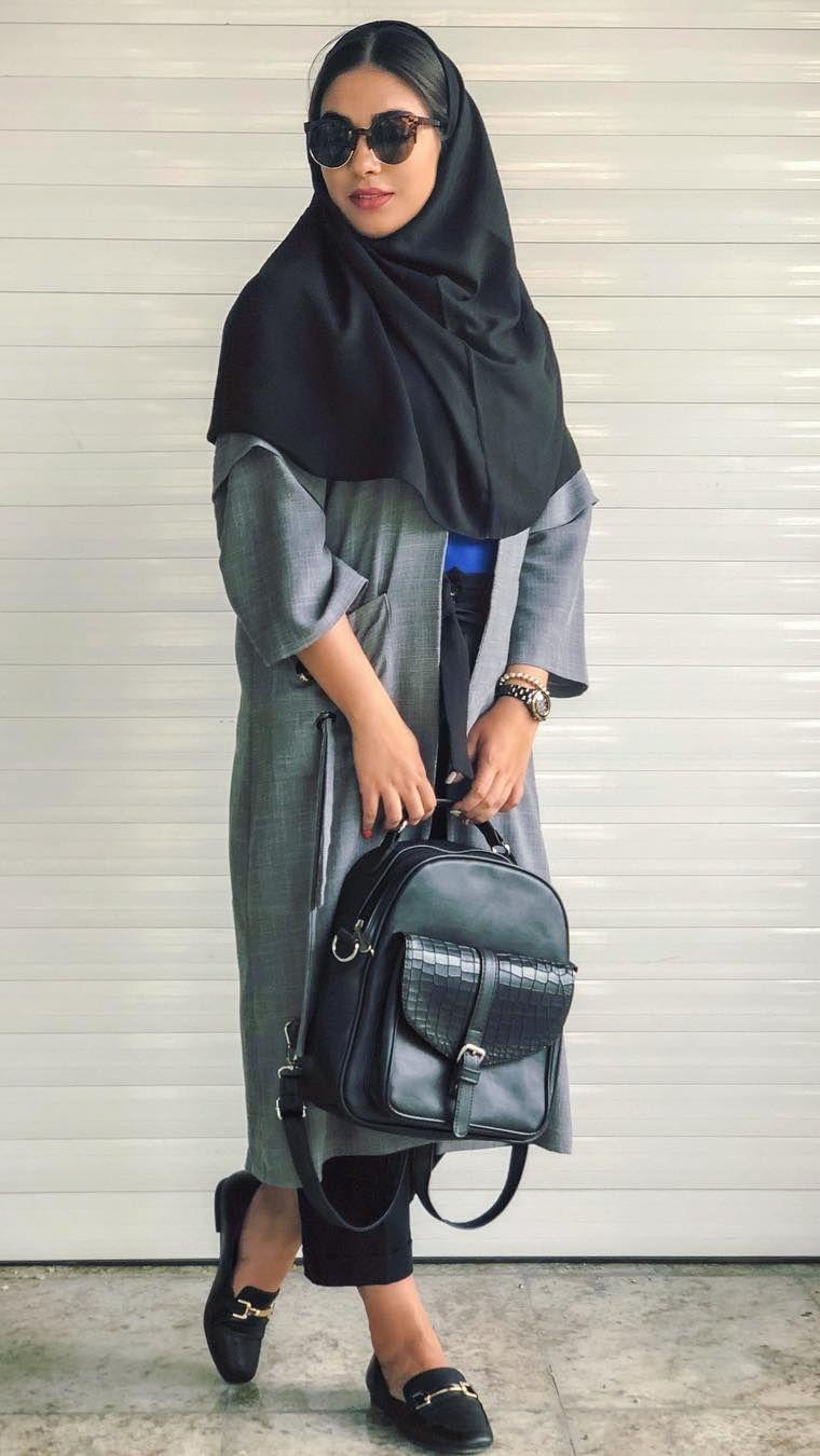 Iran Dress Code for Ladies