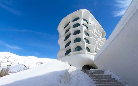 Iran ski hotels