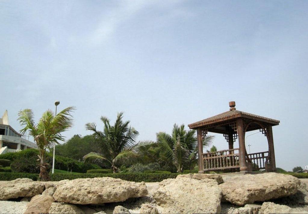Kolbeh Hoor kish island