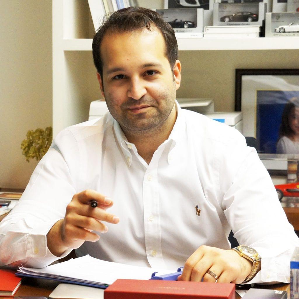 Kourosh Farbahi CEO