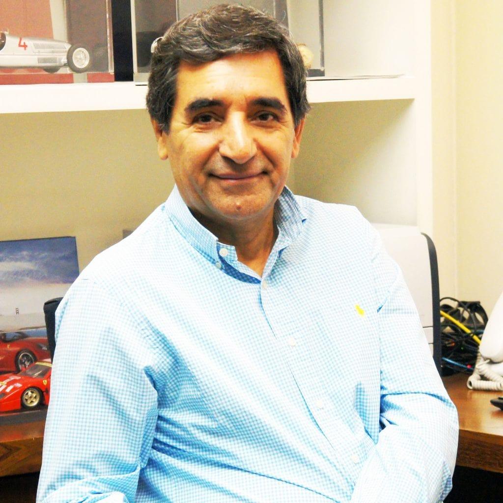 Mohammadreza Saaty Board Member