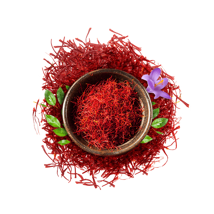 Saffron is one of the souvenirs of Mashhad
