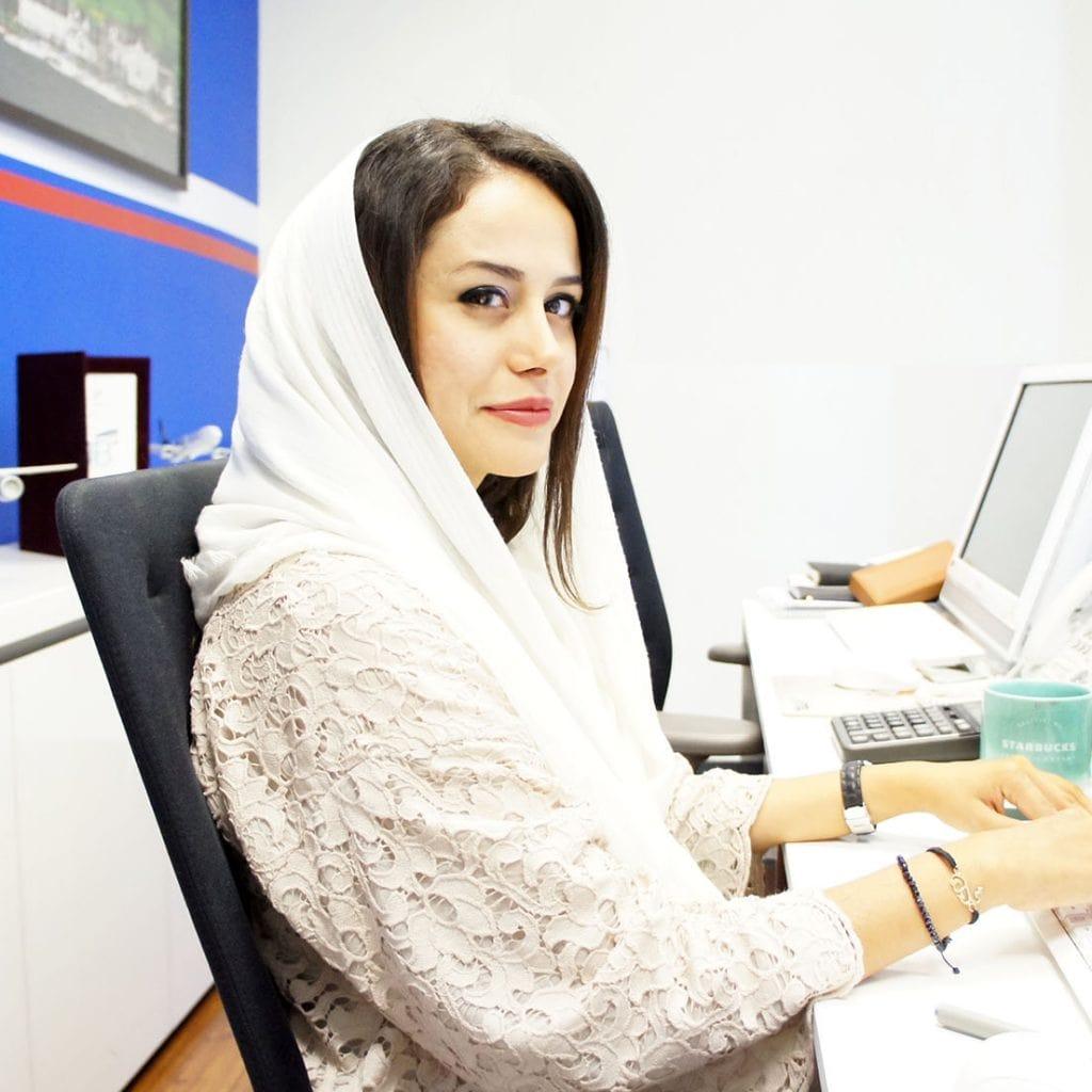 Shabnam Ghanei Technical Manager