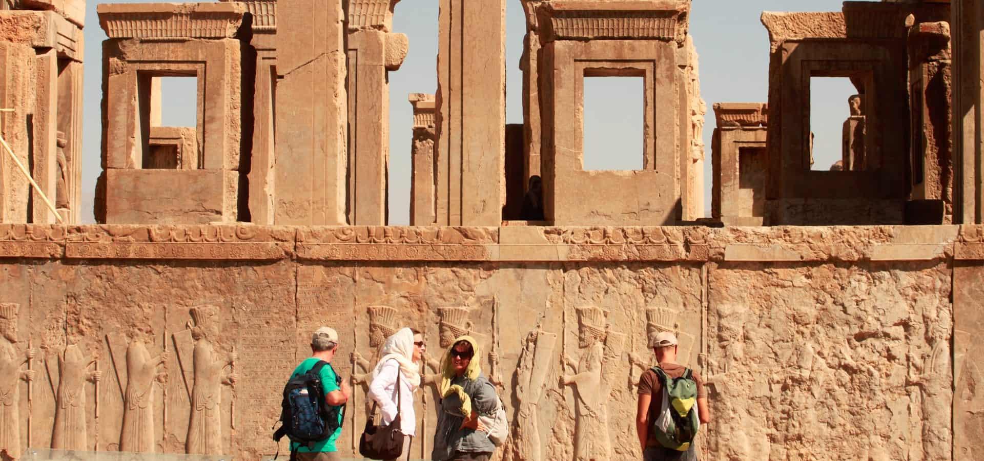 Sightseeing Tour of Persepolis