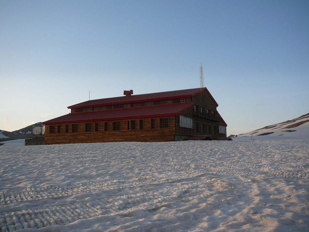 Tochal ski resort Hotel