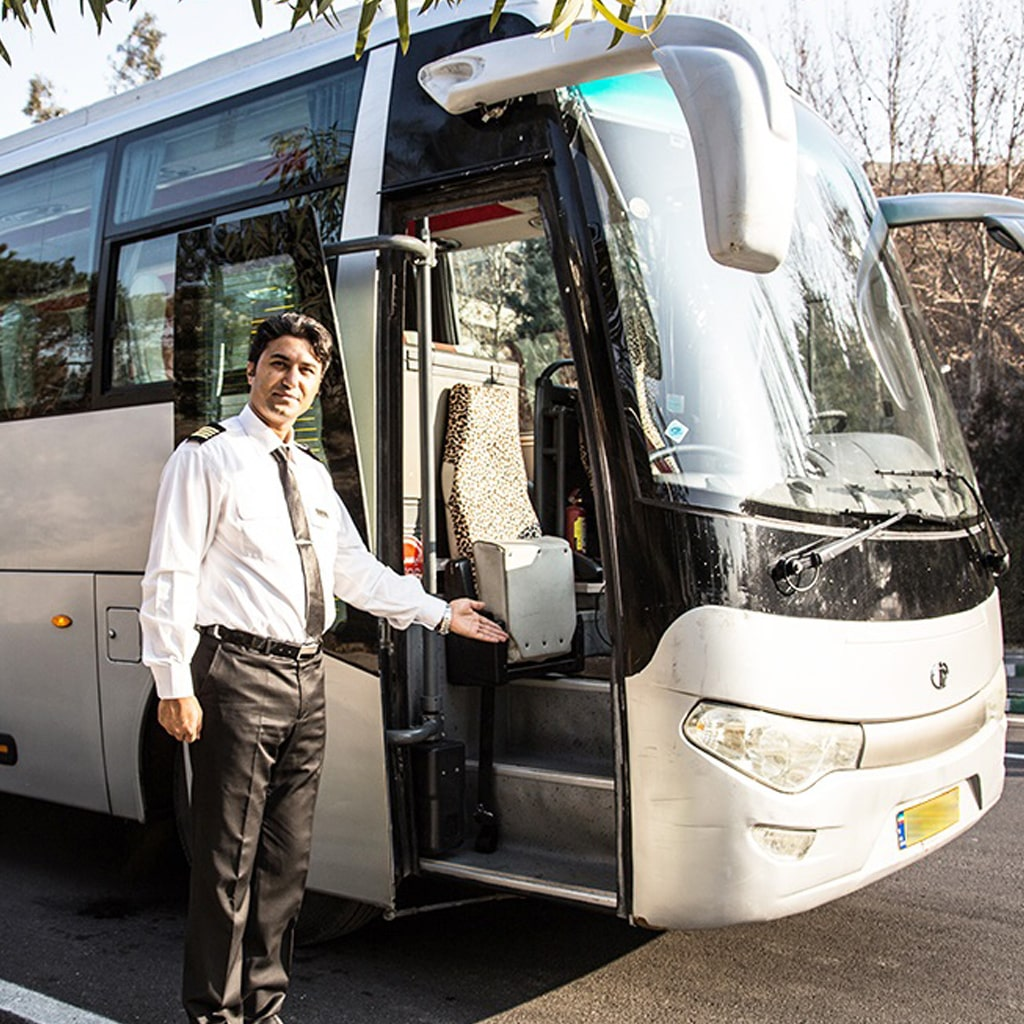 Travel by Bus in Iran