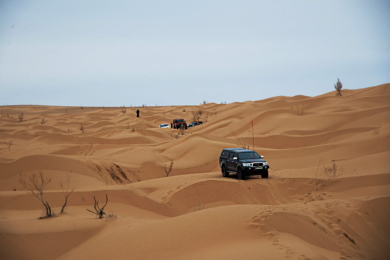 iran desert safari