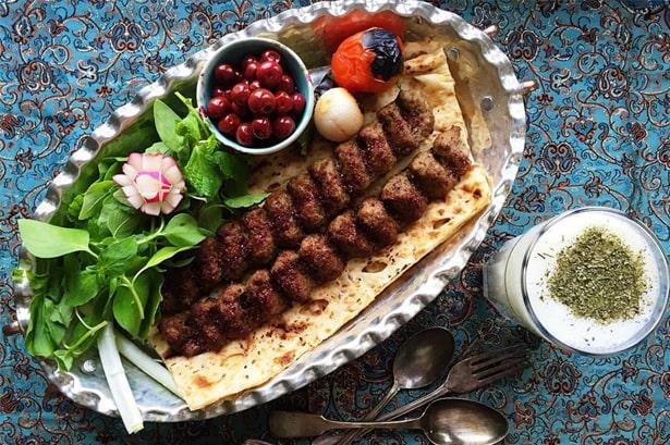 iranian food habits