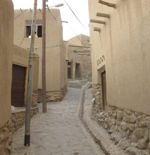 inside view Qale Bala