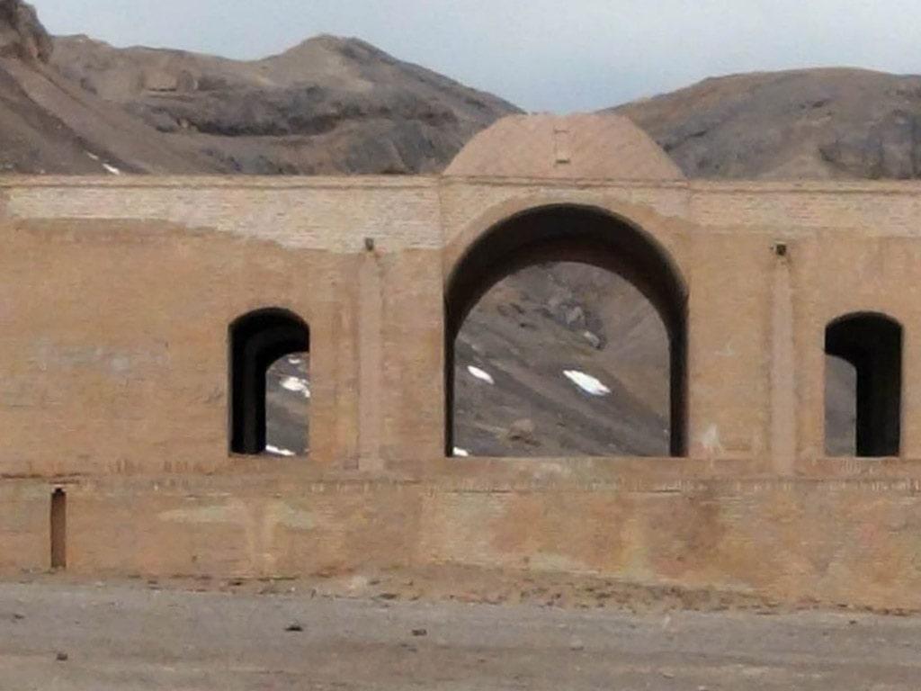 Zoroastrian Dakhmeh Yazd