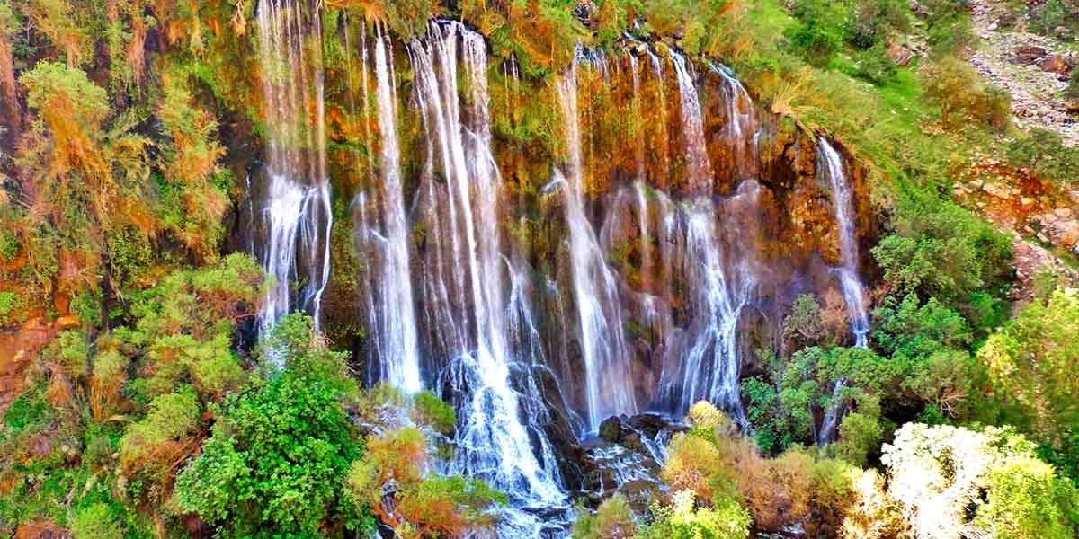 Shevi Waterfall khuzestan