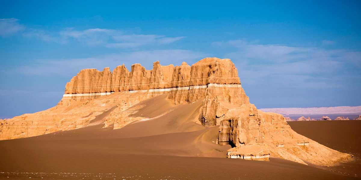 dasht-e-lut desert kerman