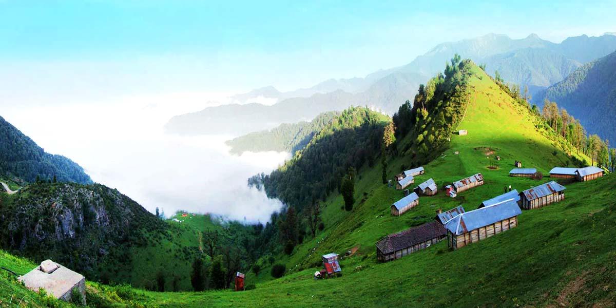 mazichal village mazandaran