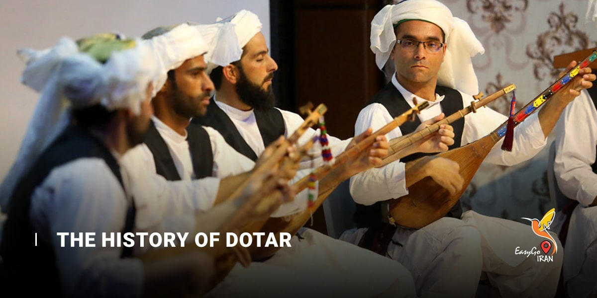 The History of Dotar