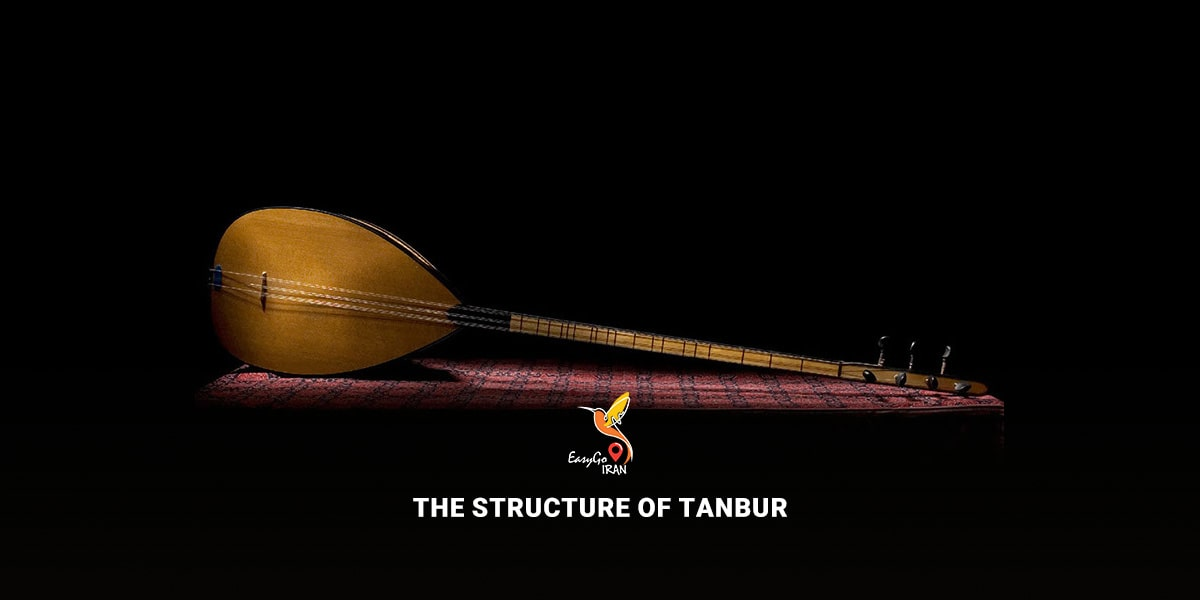 The-structure-of-Tanbur