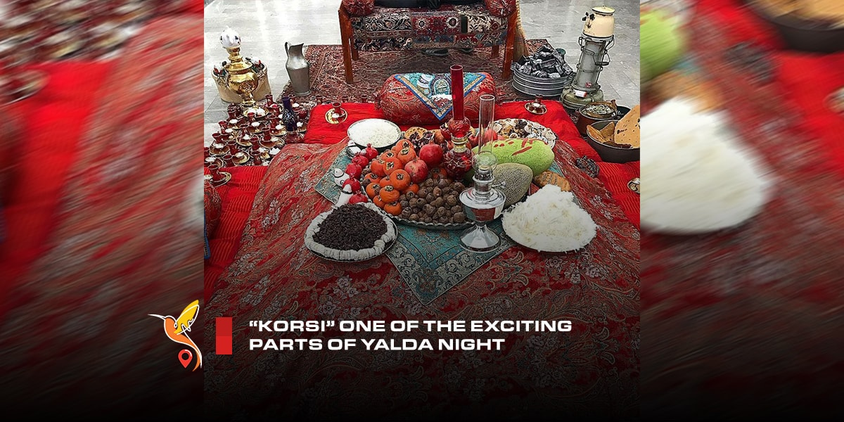 """Korsi"" one of the exciting parts of Yalda night"