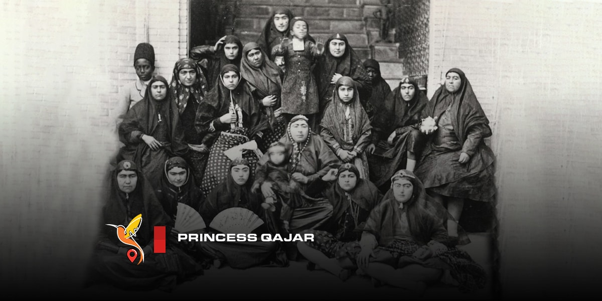Princess-Qajar