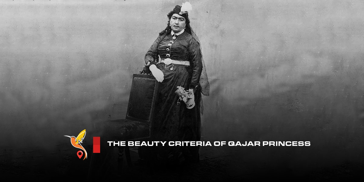 The-beauty-criteria-of-Qajar-princess
