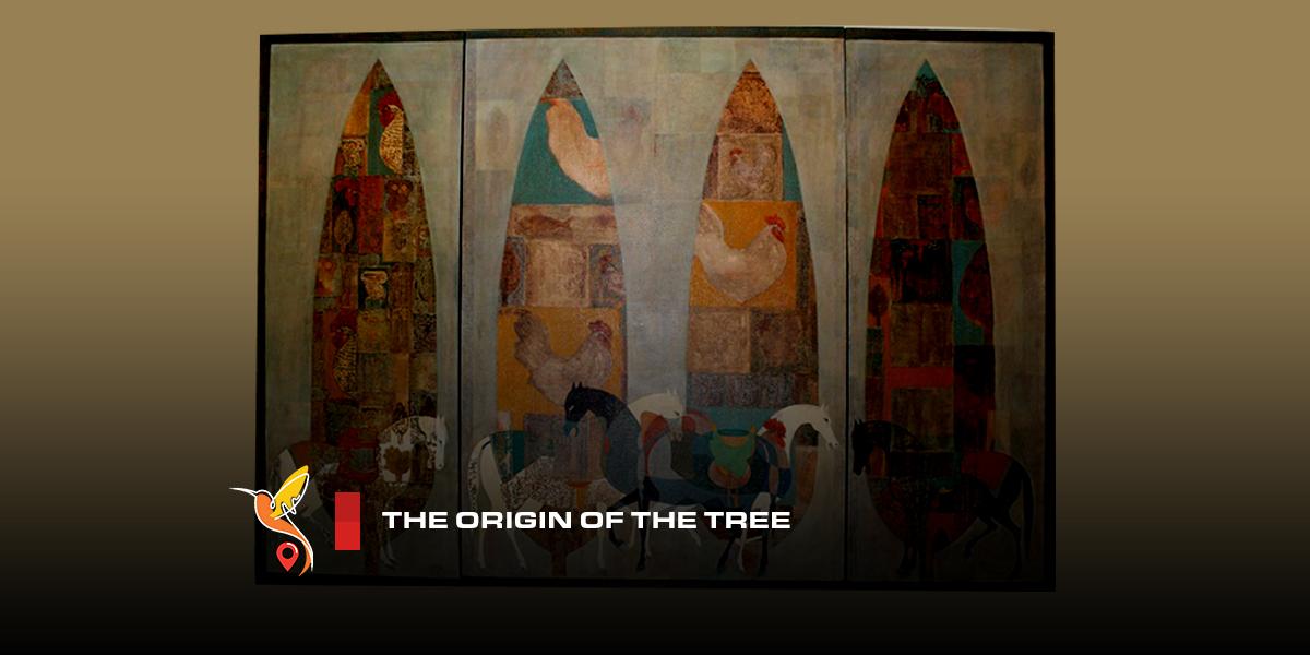 The-origin-of-the-tree