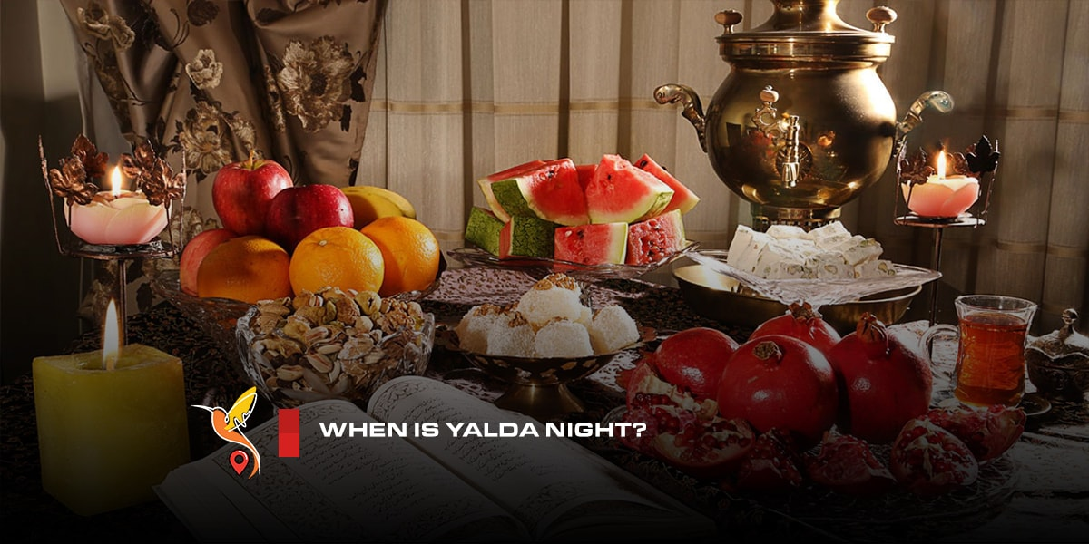 When is Yalda Night?