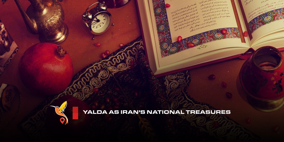 Yalda as Iran's National Treasures