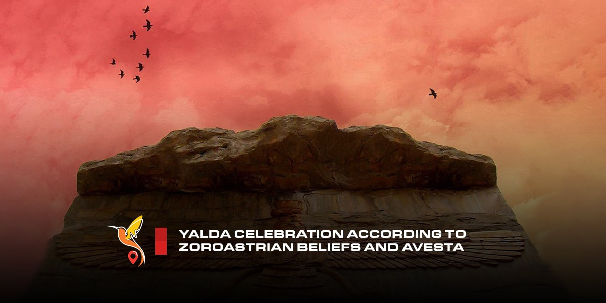 Yalda celebration according to Zoroastrian beliefs and Avesta
