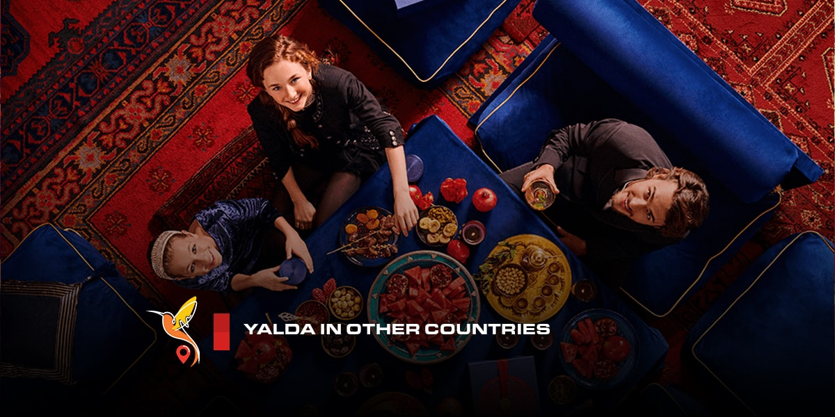 Yalda in other countries