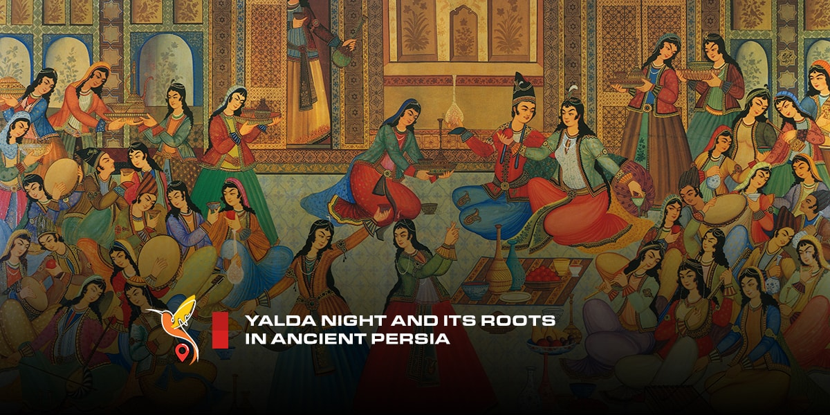 Yalda night and its roots in ancient Persia