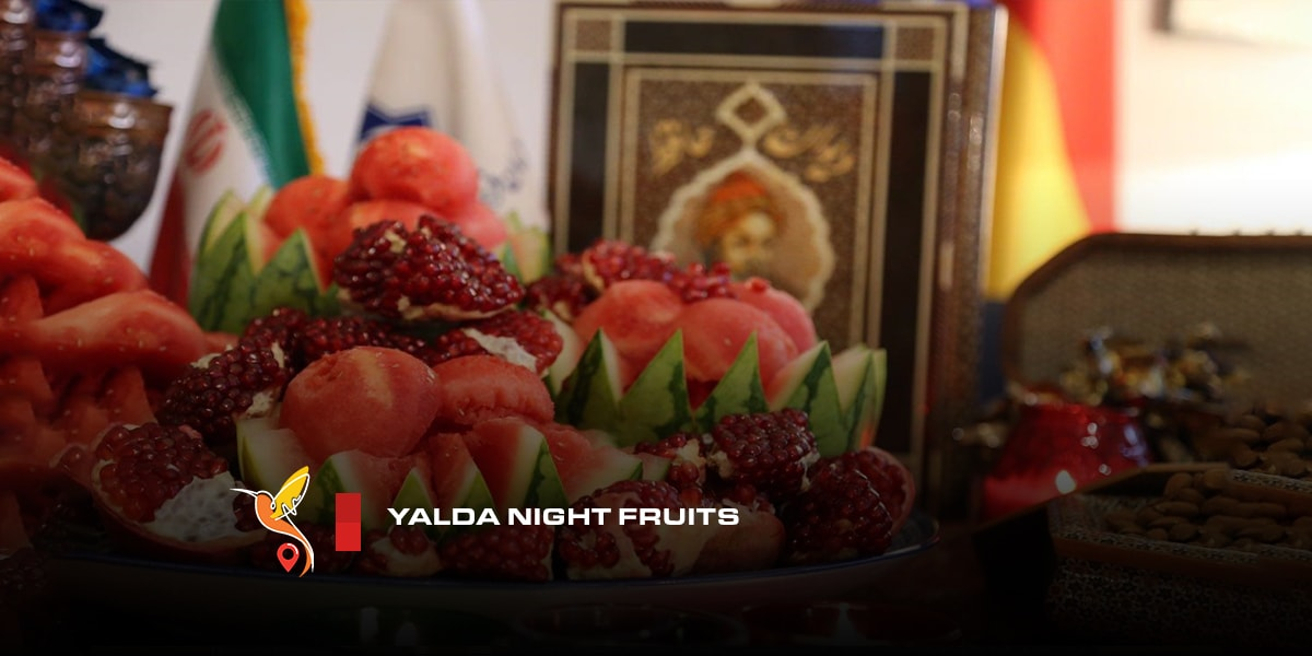 Yalda night fruits