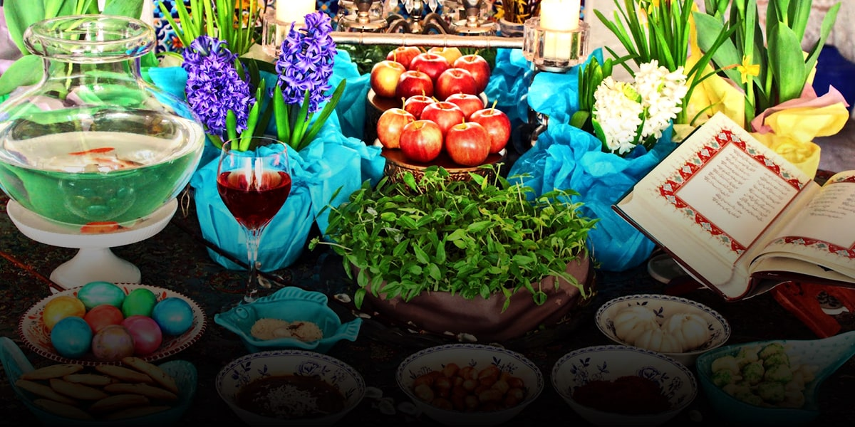 Haft-Sin-table in nowruz-min