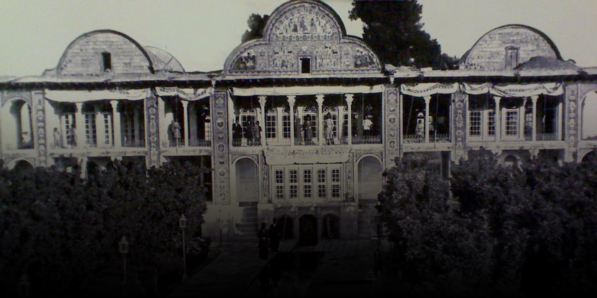 Mohammad Hasan-e Memar the architect of this noble mansion