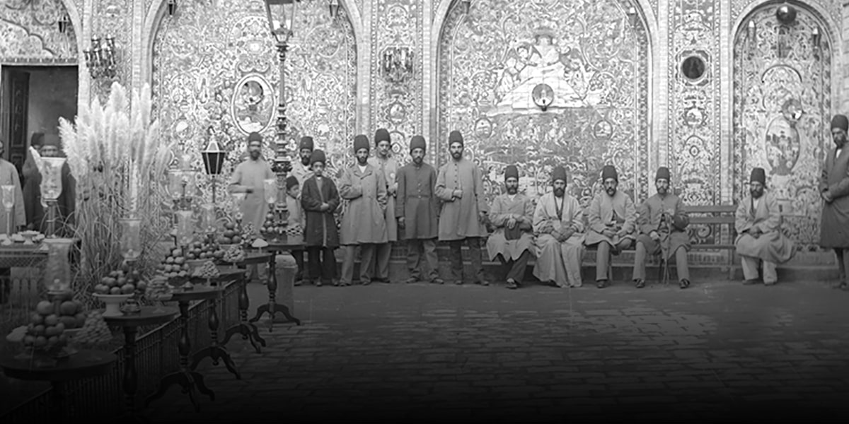Nowruz during Qajar-Era-min