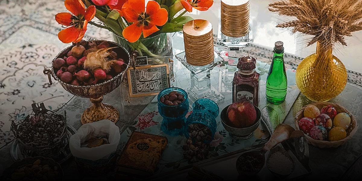 1.Nowruz eggs, inseparable part of Haftseen table 1-min